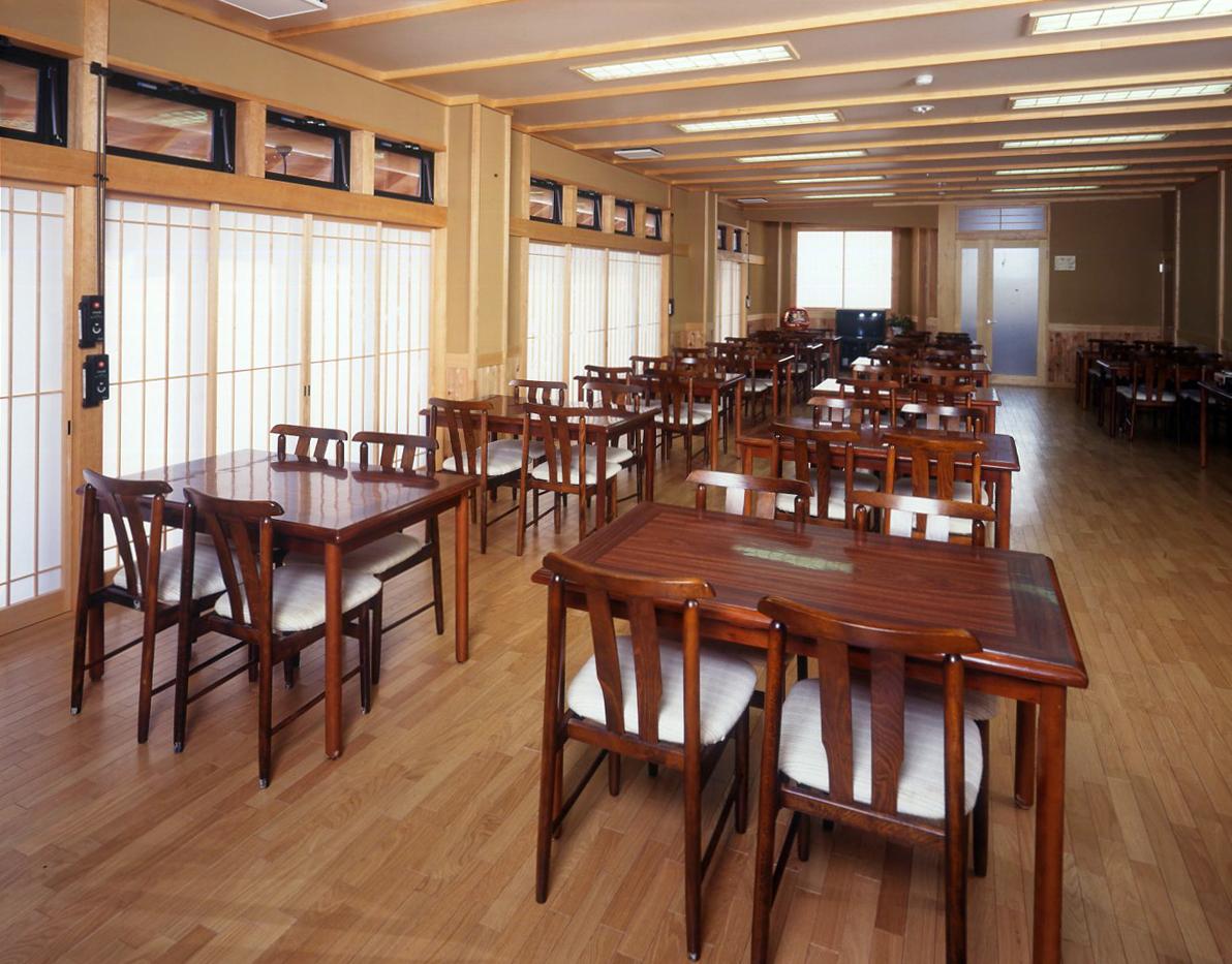 半次郎食堂